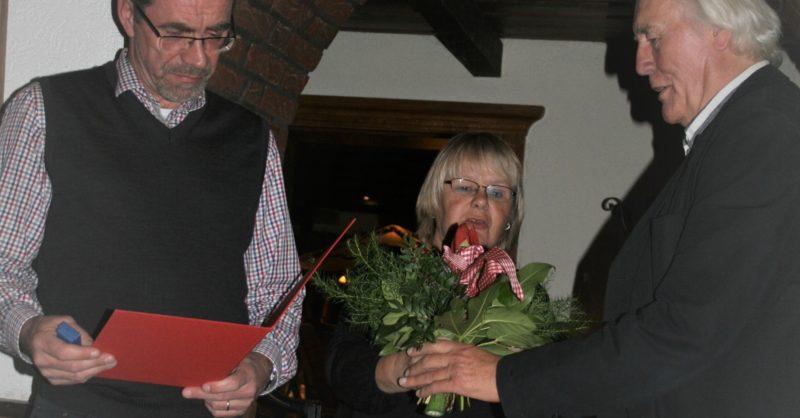 Tobias Handtke zu Gast bei Dagmar Krause und Birgit Steinhart