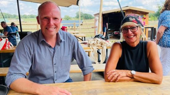 Christiane Herr-Michalsky im Gespräch mit Tobias Handtke