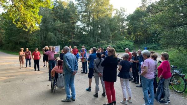 """""""Info-Tour"""" der SPD Neu Wulmstorf 2021 mit der 12. Etappe am Moorweg und Friedhof""""Info-Tour"""" der SPD Neu Wulmstorf 2021 mit der 12. Etappe am Moorweg und Friedhof"""